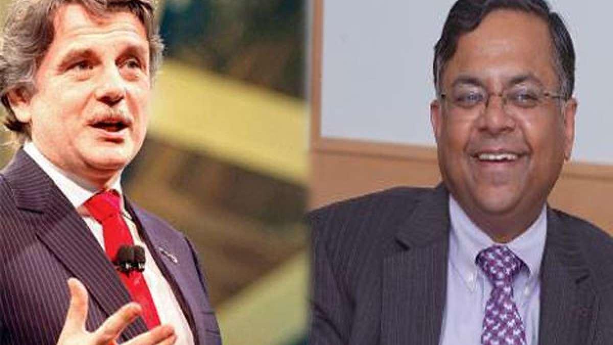 Tata sons board gets new directors Ralf Speth and N Chandrasekaran