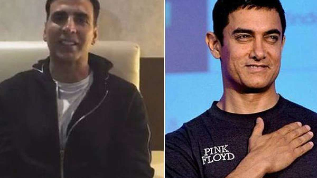 #Sandesh2Soldiers :Akshay Kumar, Aamir Khan and Salman Khan wish Indian Army on Diwali