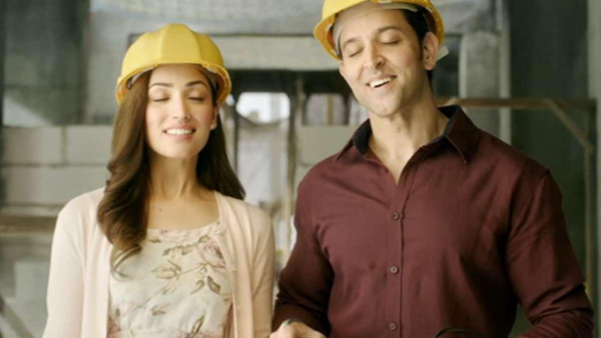 Screen grab from Hrithik Roshan and Yami Gautam's movie Kaabil