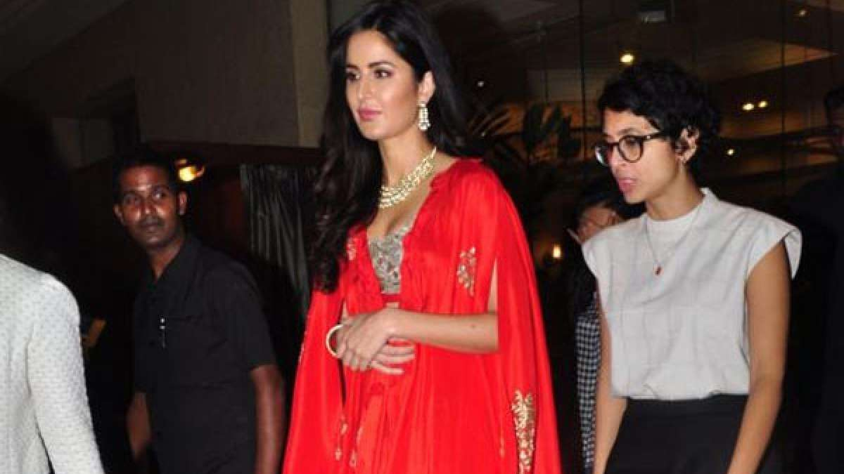 Katrina Kaif during 18th edition of MAMI film festival in Mumbai
