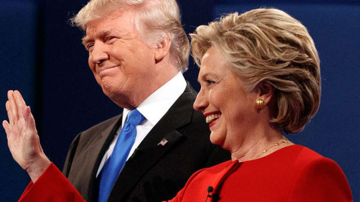 Hillary vs Donald