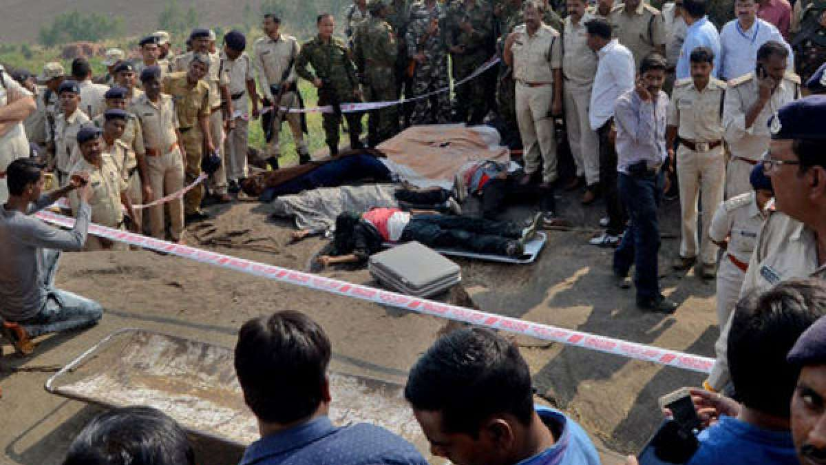 Audio clip adds more twist in Bhopal encounter of SIMI activists