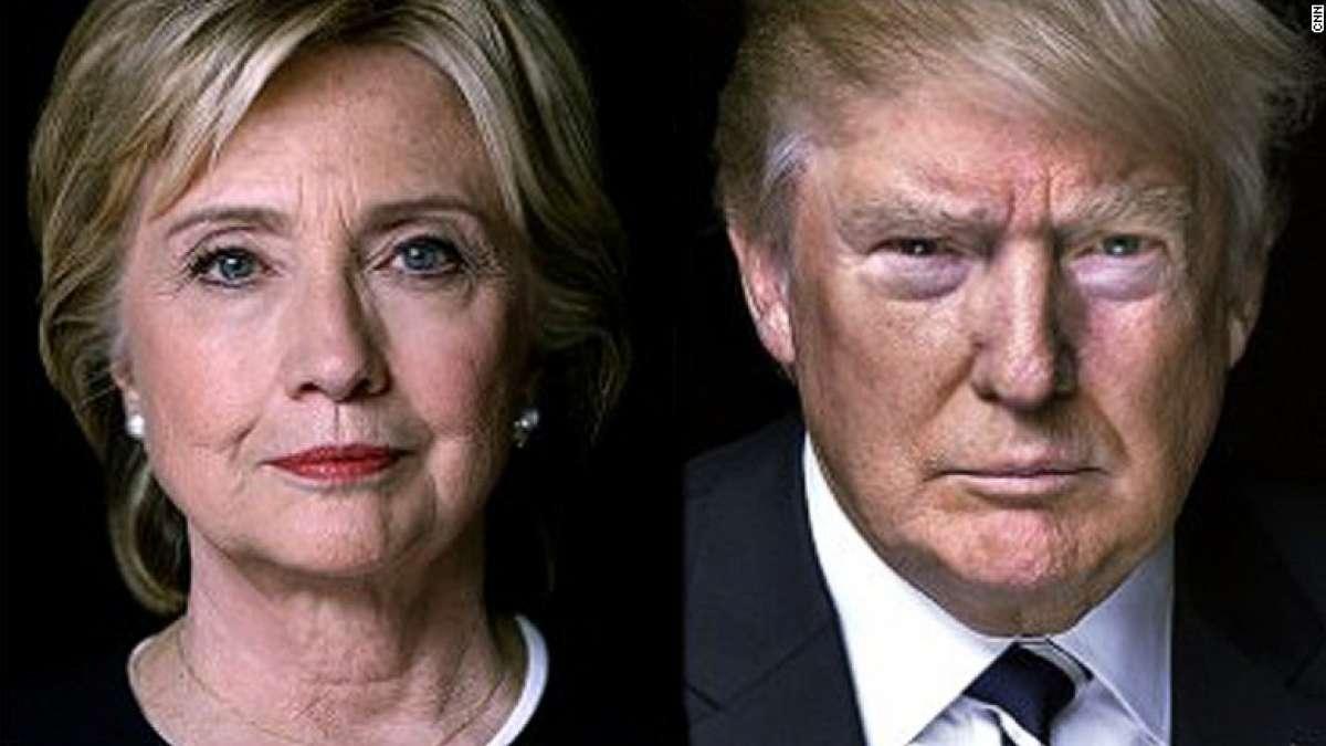 Donald vs Hillary