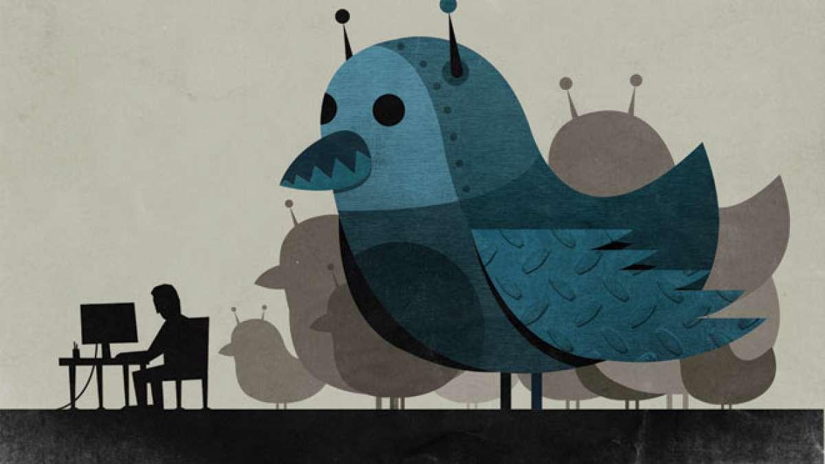 Robotic tweets