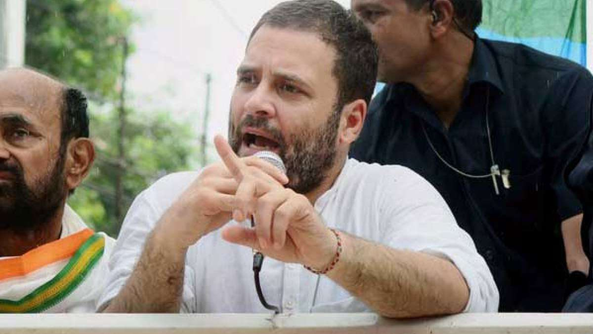 Congress Vice President Rahul Gandhi gears up for Winter Session