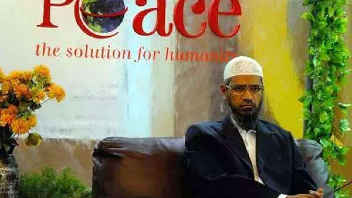 Controversial televangelist Zakir Naik