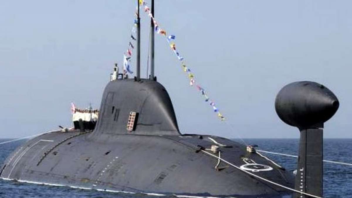 Navy rubbishes Pakistan's claim to stop Indian submarine from entering waters