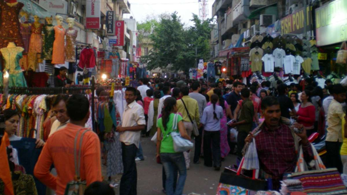 Indian market operating in normalcy