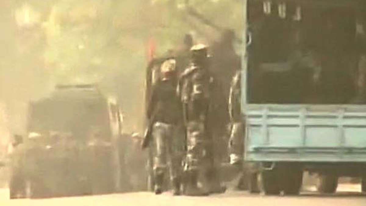 Nagrota attack in Jammu and Kashmir