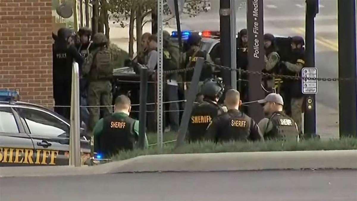 Ohio University attack