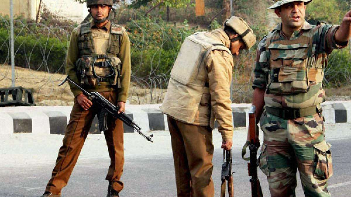 Twin militant attacks in Jammu and Kashmir