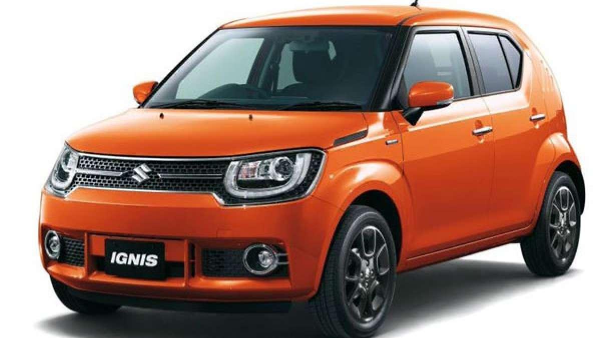 Maruti Suzuki Ignis car launch date out