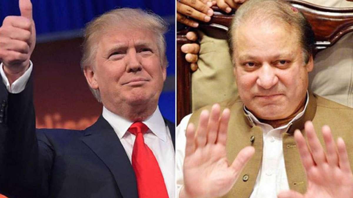 Donald Trump and Nawaz Sharif