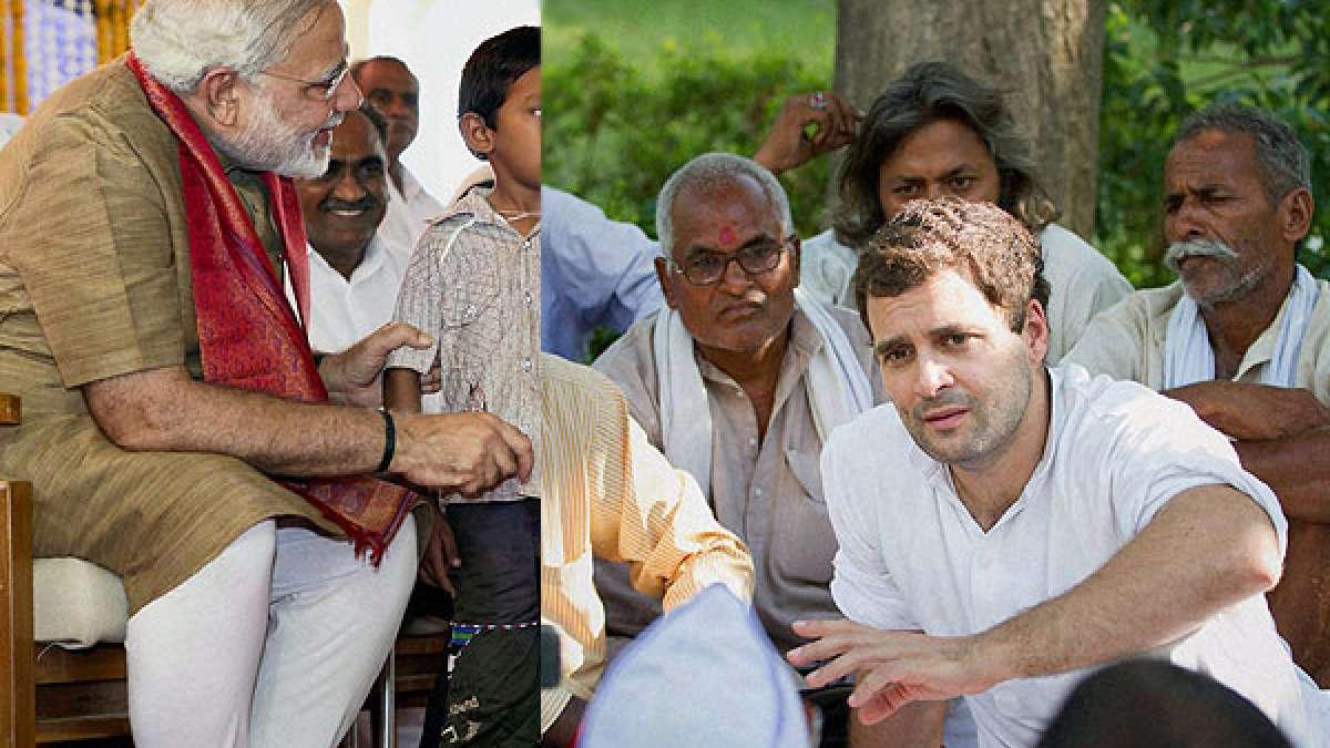 Rahul Gandhi slams Prime Minister Narendra Modi