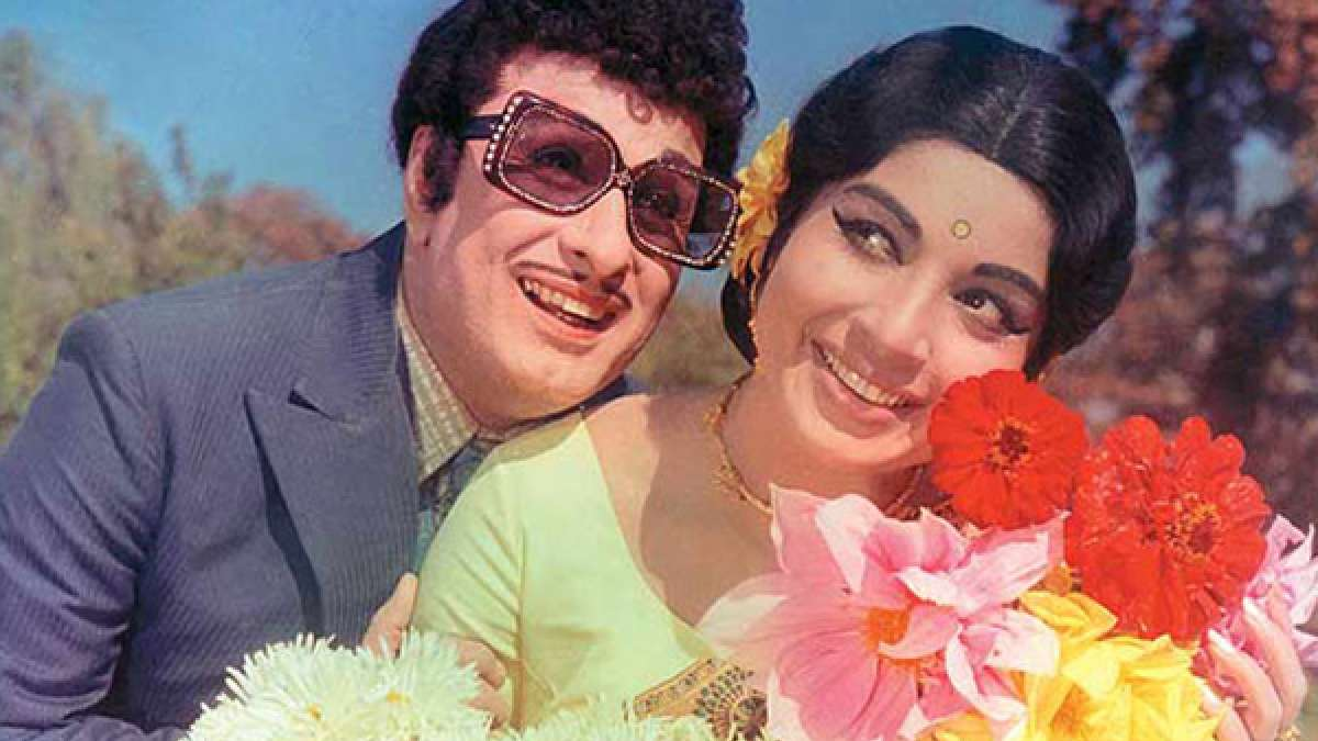 Jayalalithaa and MGR together in a movie