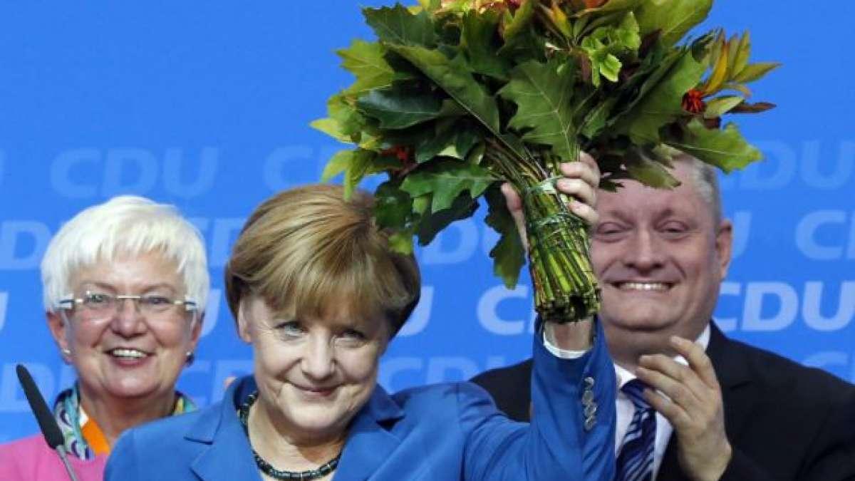 Angela Merkel on Burka ban