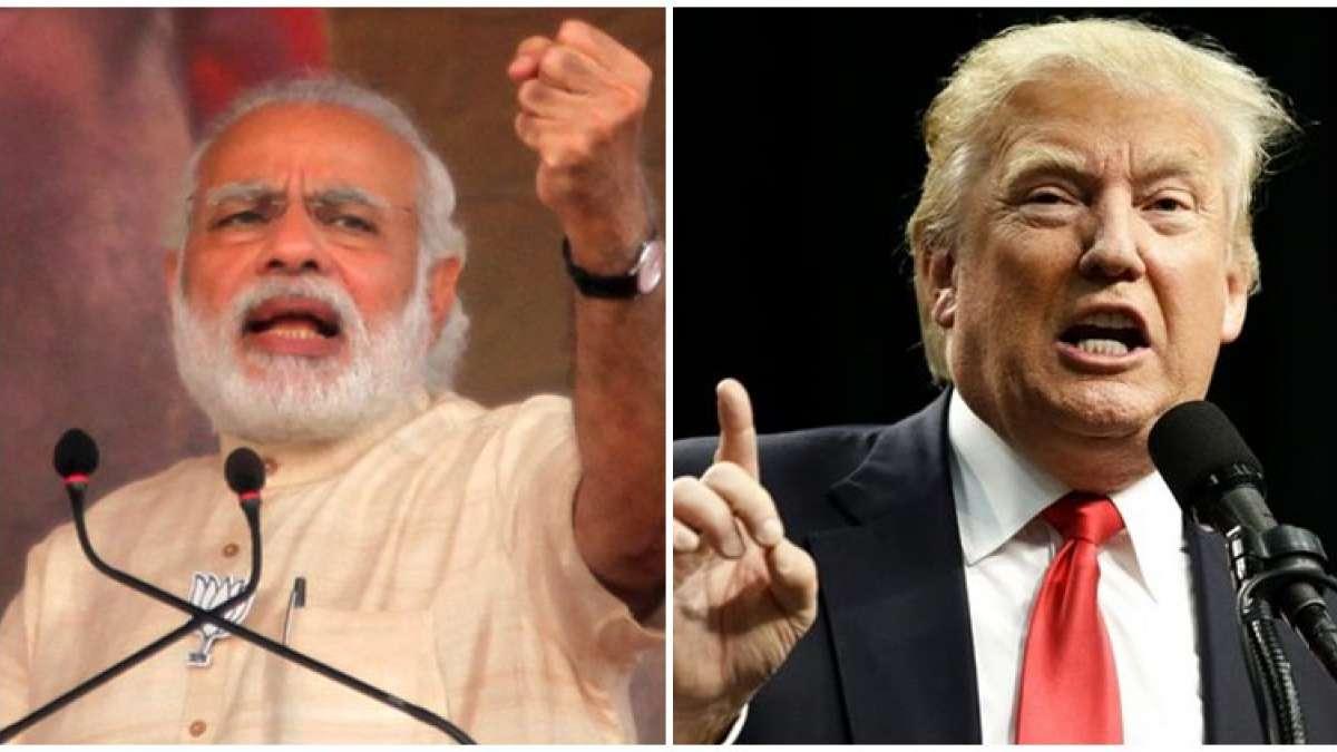 Donald Trump and Narendra Modi wins TIME award for 2016
