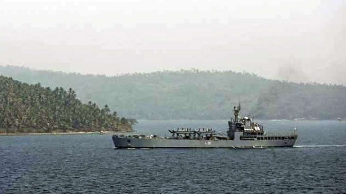 Navy to rescue stranded 800 tourists in Havelock Island