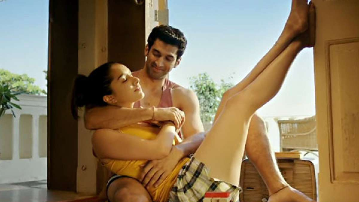 Shraddha Kapoor and Aditya Roy Kapur in 'OK Jaanu'