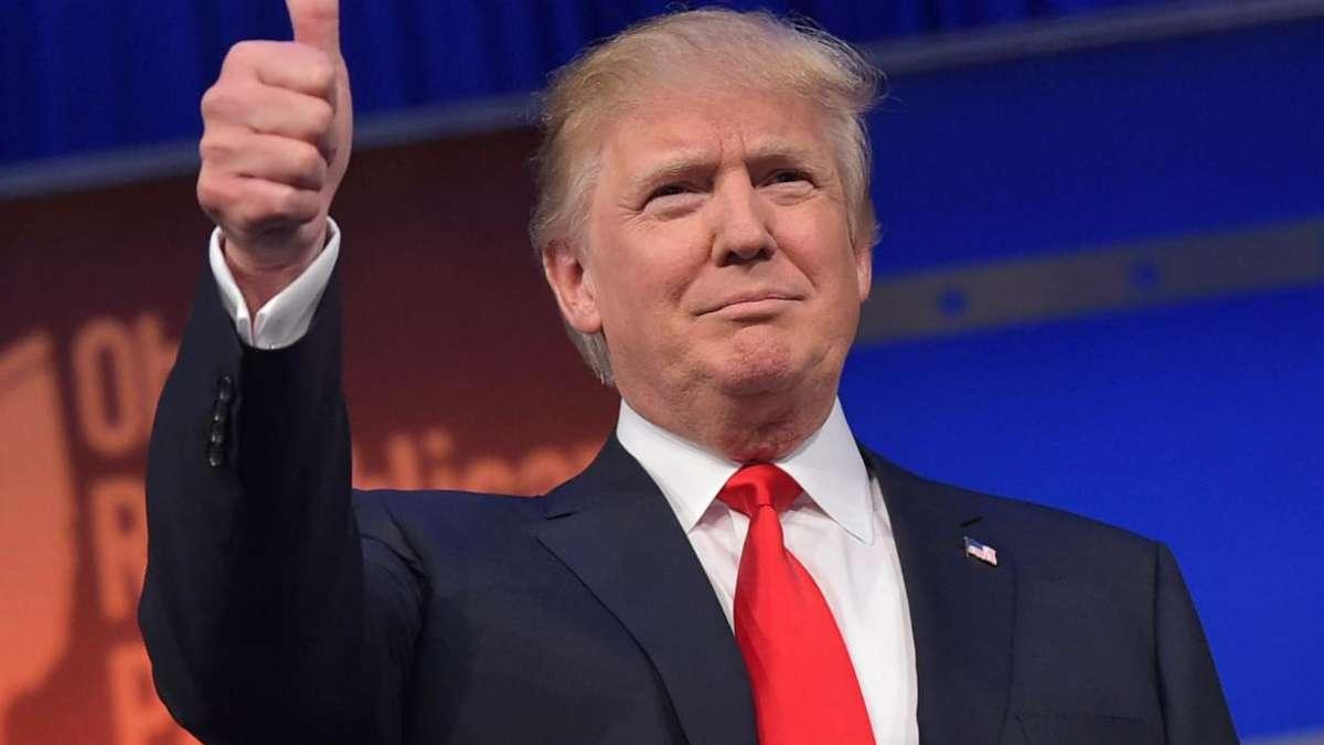 Donald Trump Russia hacking row