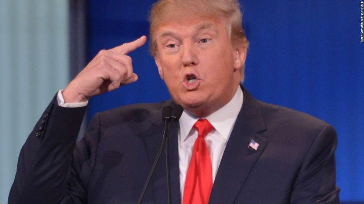 Donald Trump smart
