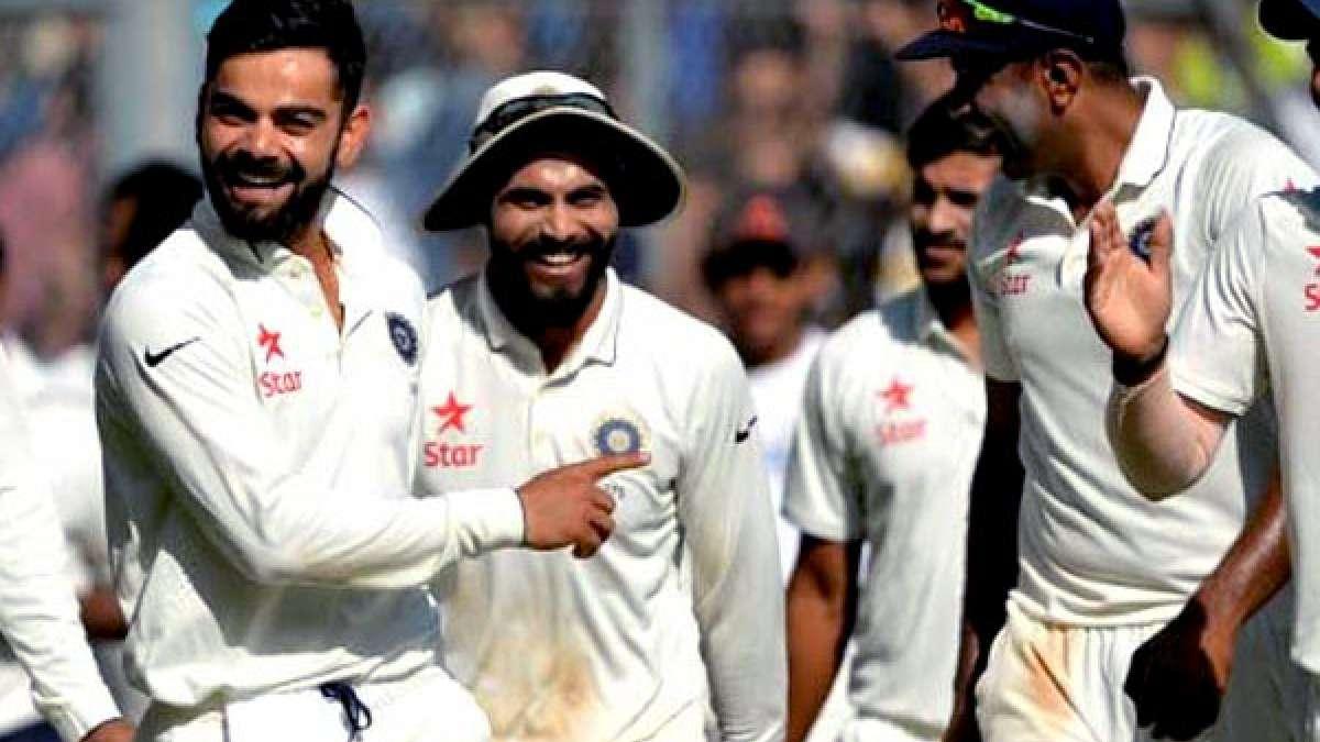 India vs England fourth Test in Mumbai