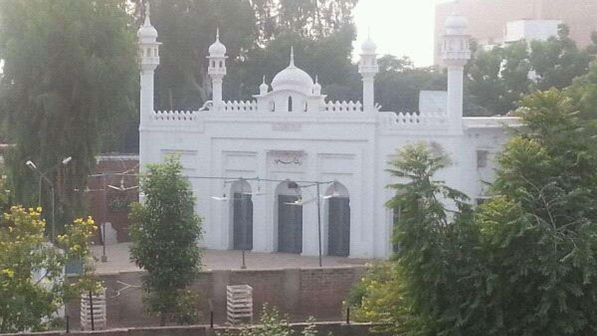 Ahmadi mosque in Pakistan