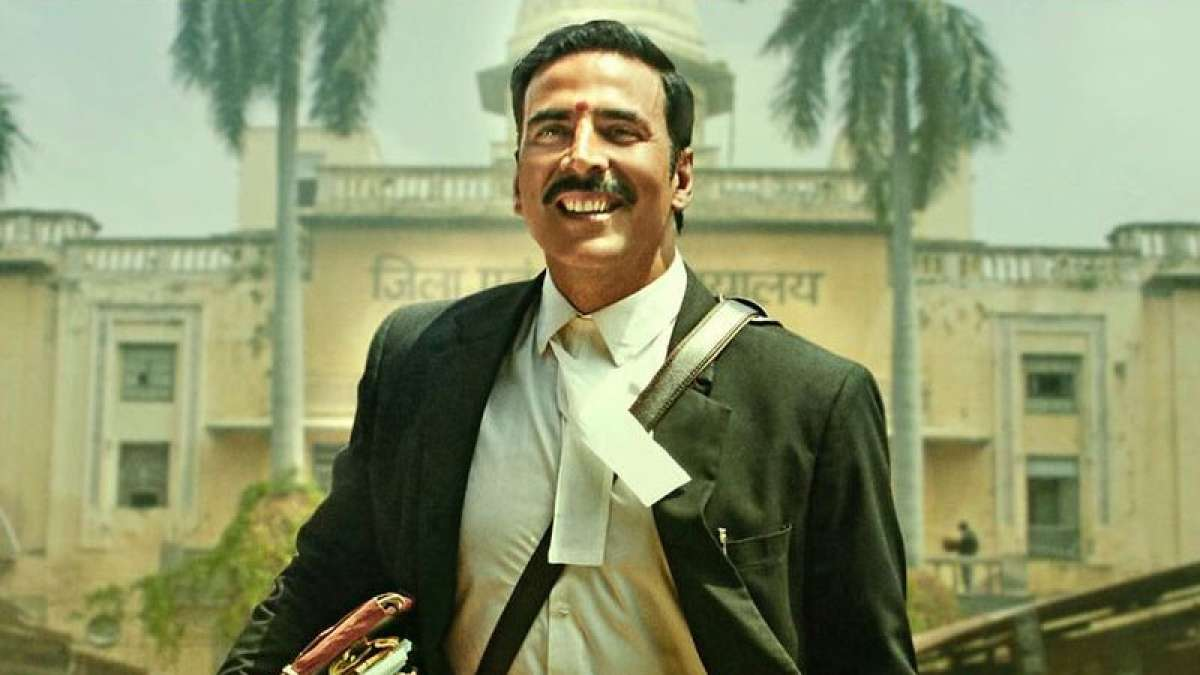 Akshay Kumar in second poster of Jolly LLB 2