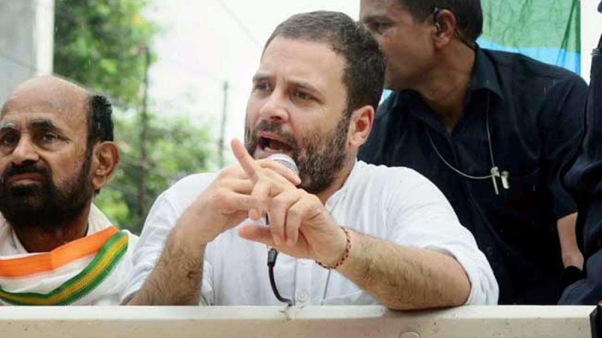 Demonetisation: Rahul Gandhi attack Prime Minister Narendra Modi