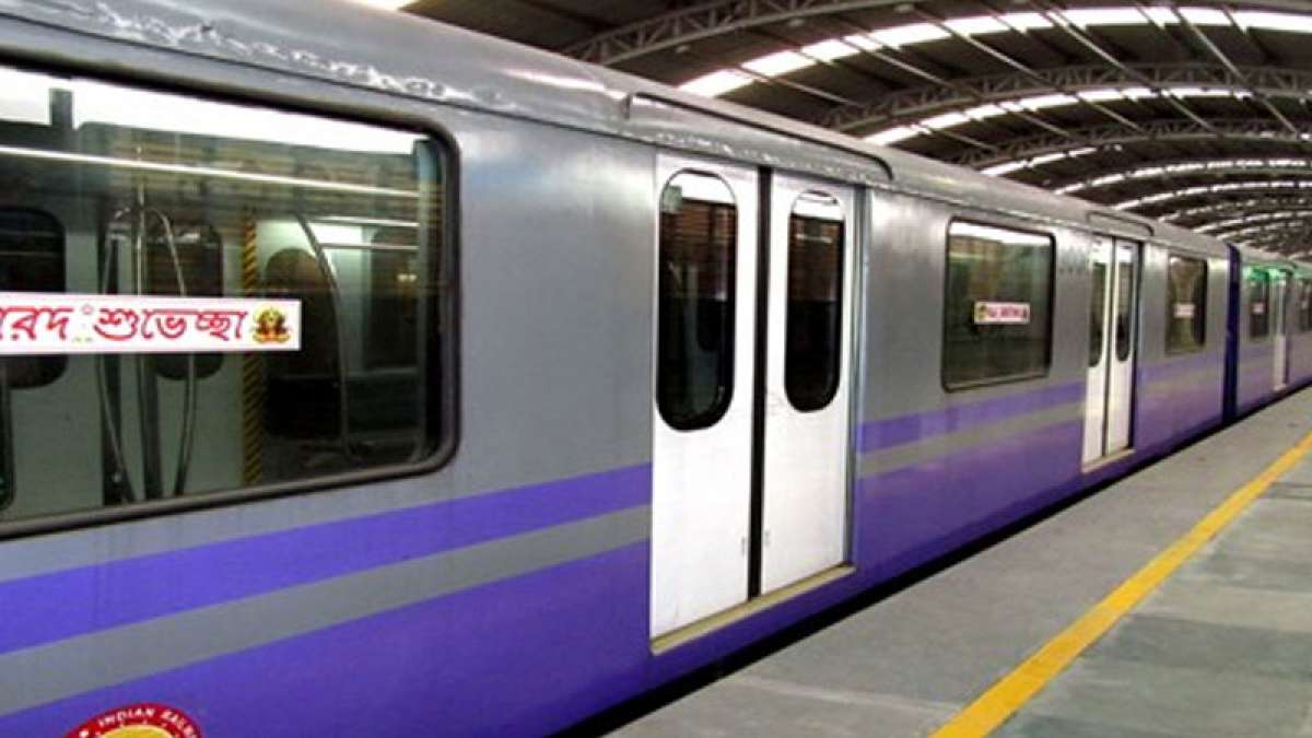 Driverless metro train in Kolkata from March 2018