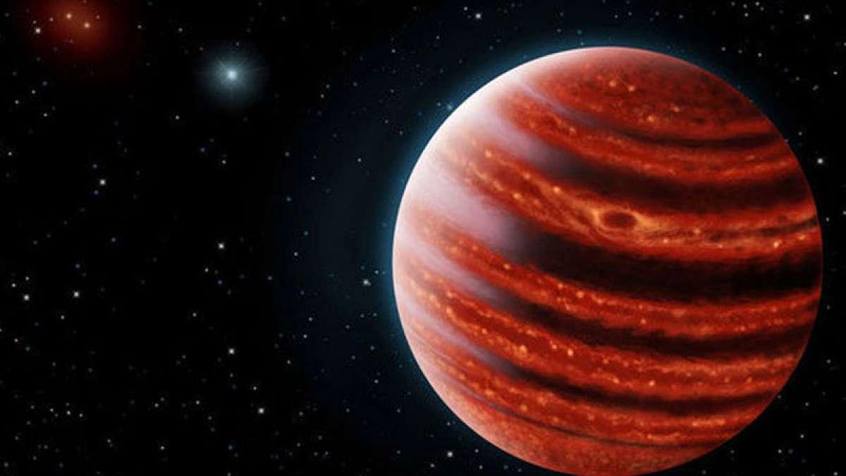 Brand new solar system found