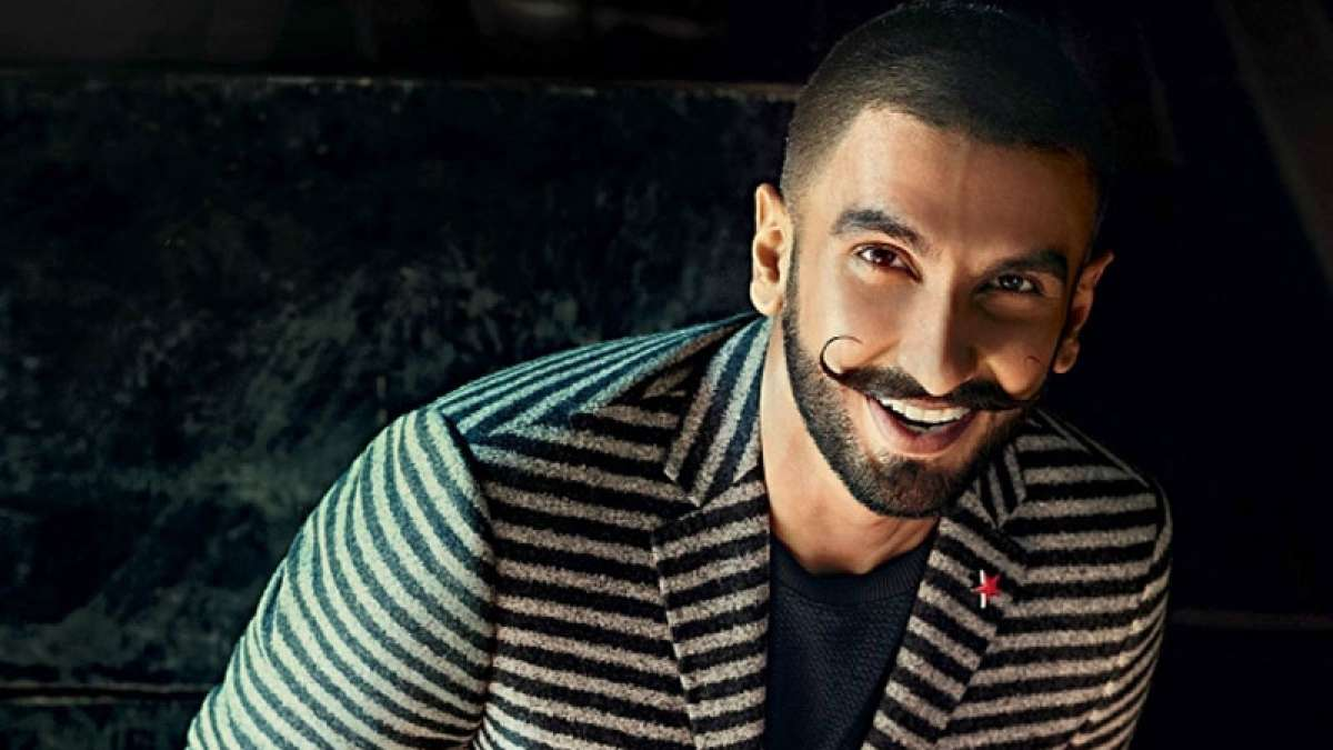 Bollywood actor Ranveer Singh