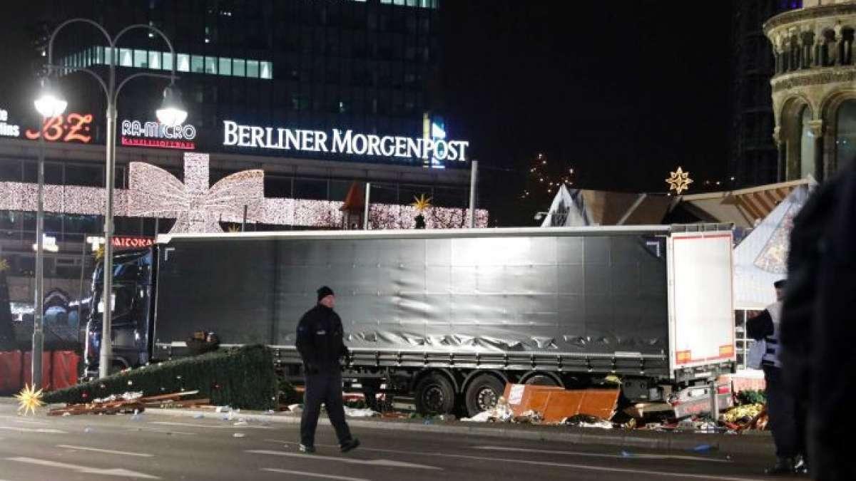 Berlin Tragedy