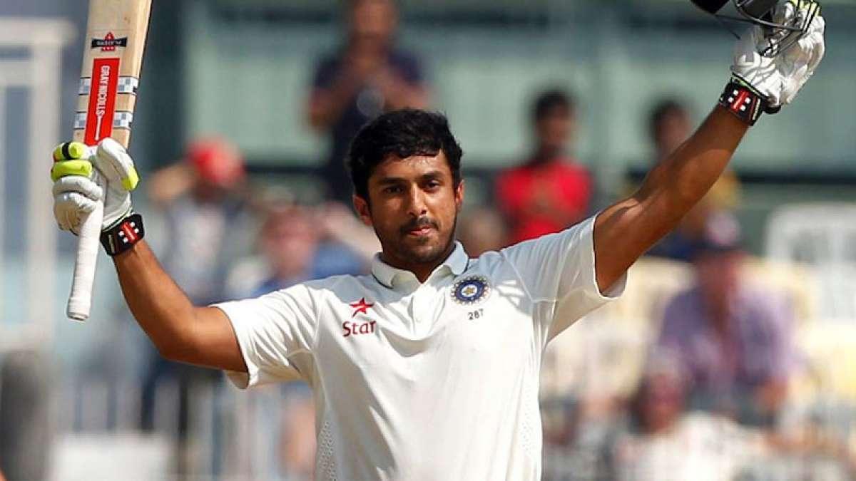 India vs England: Karun Nair hits triple ton against England in Chennai Test