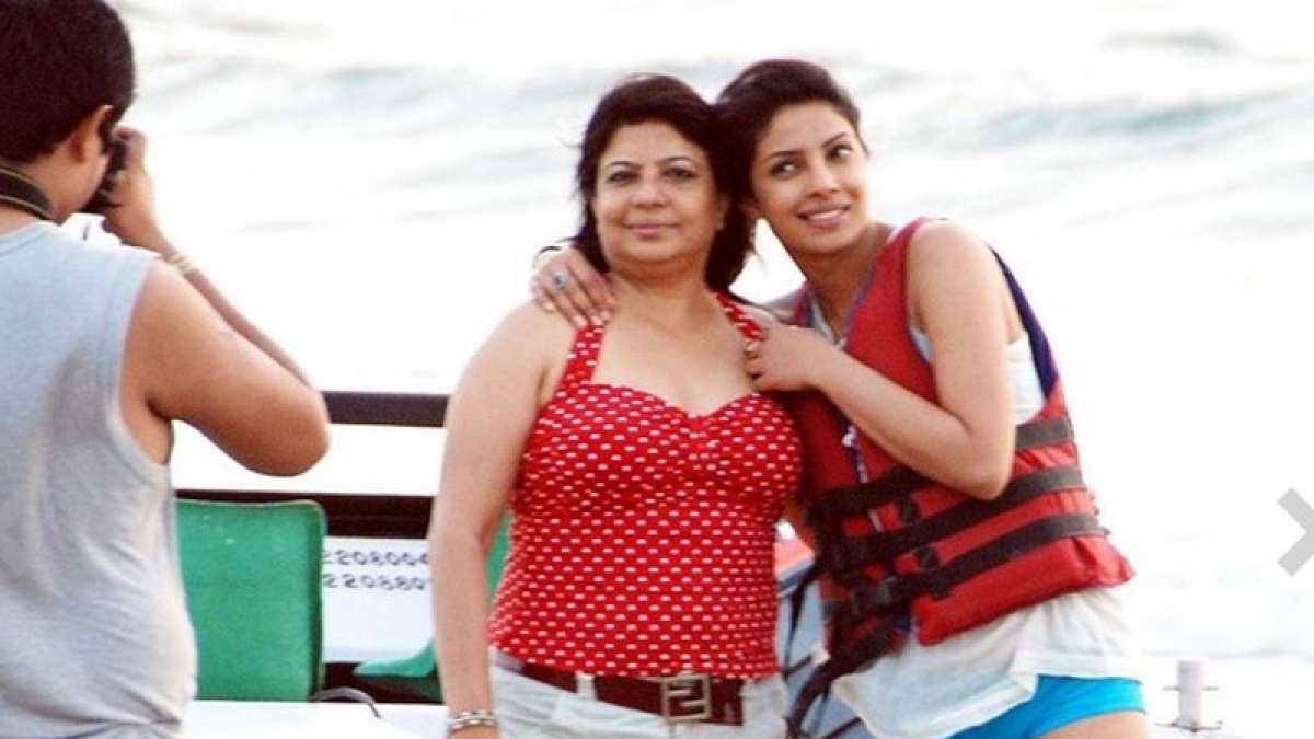 Actress Priyanka Chopra spending quality time in Goa