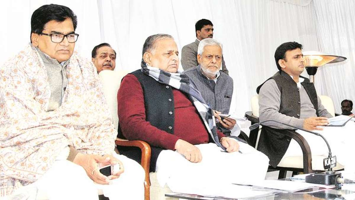 UP Election 2017: Live updates on samajwadi party crisis in Uttar Pradesh