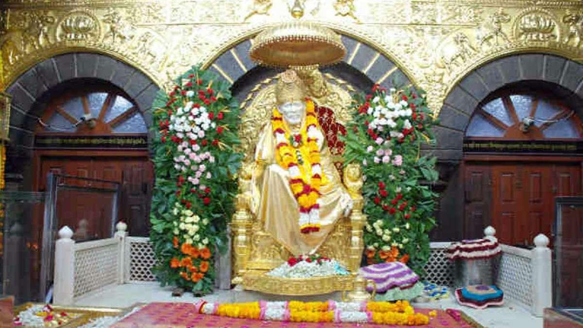 Donation at Shidi Sai baba temple post demonetisation