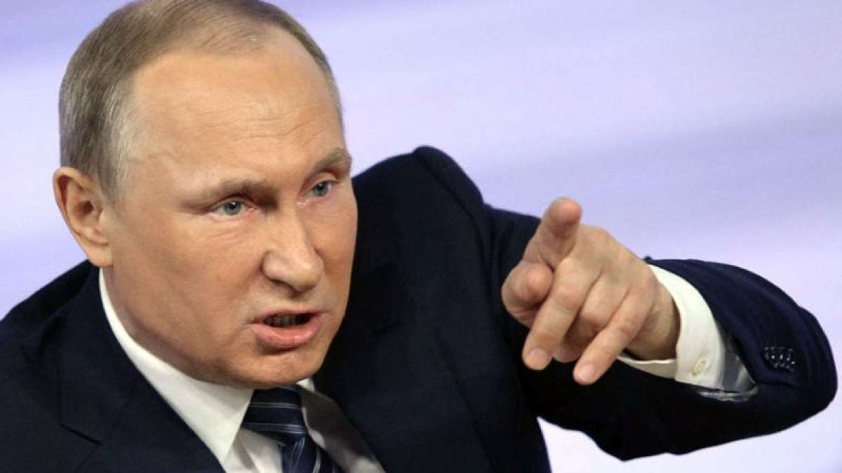 Russia hits back at the United States of America