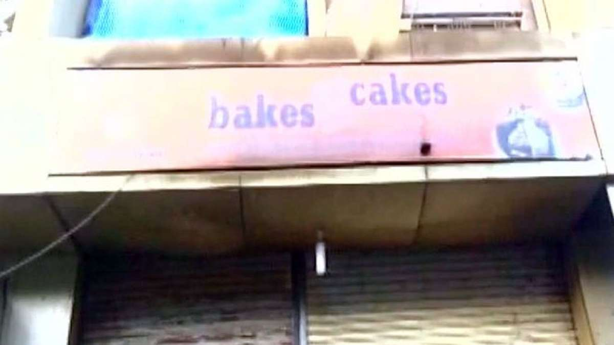 Fire in Bakes and Cakes bakery in Pune