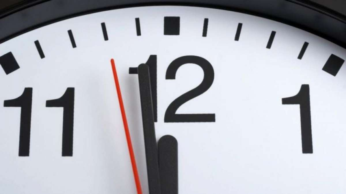 Leap Second on New Year