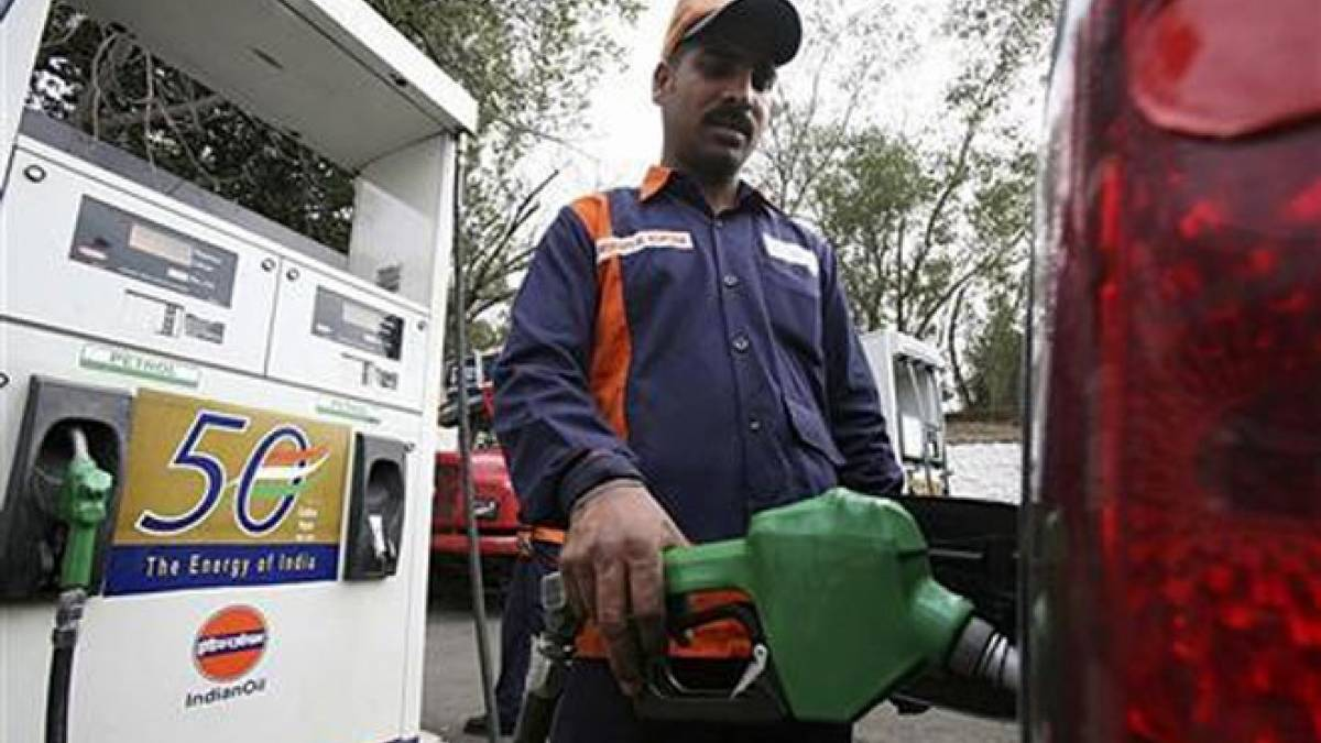 Petrol price hiked by Rs 1.29 a litre, diesel 97 paise per litre, effective from midnight
