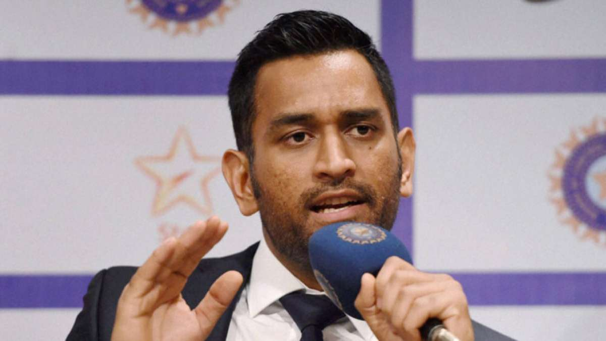 Mahendra Singh Dhoni steps down as captain of Indian Cricket team but is still available for selection against England