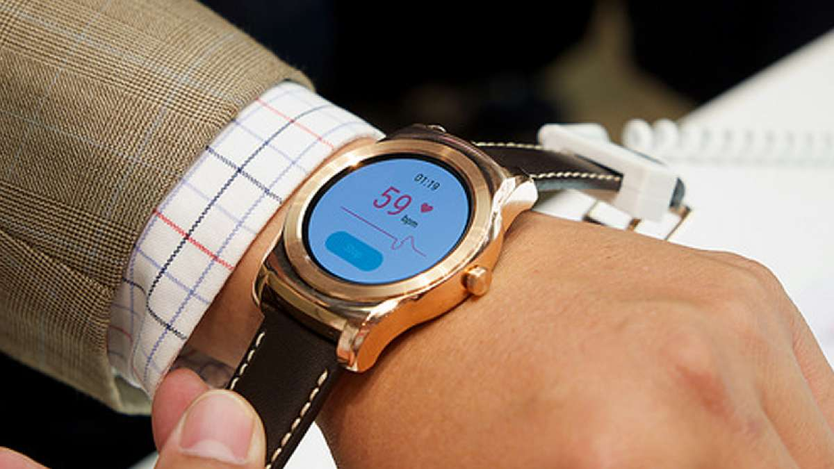 Smartwatch can predict sickness