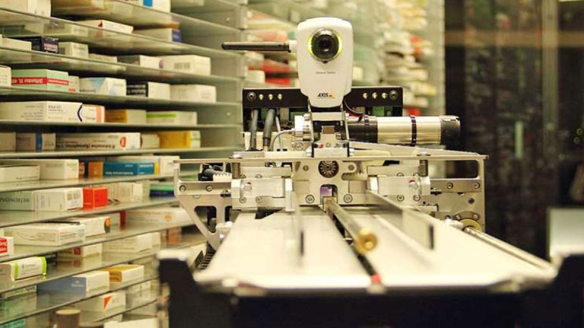 First Robot Pharmacy launched in Dubai