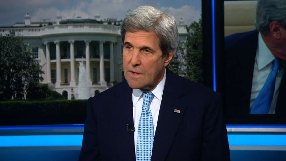 US Secretary of State John Kerry slams Donald Trump over his interview