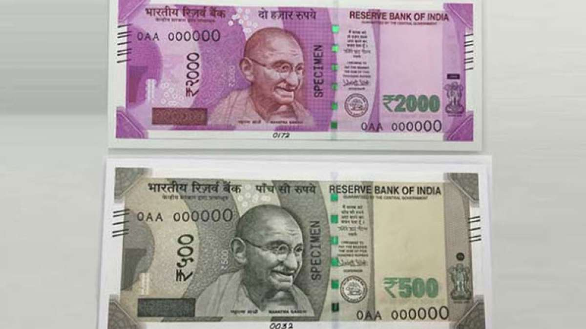 New Indian currency notes
