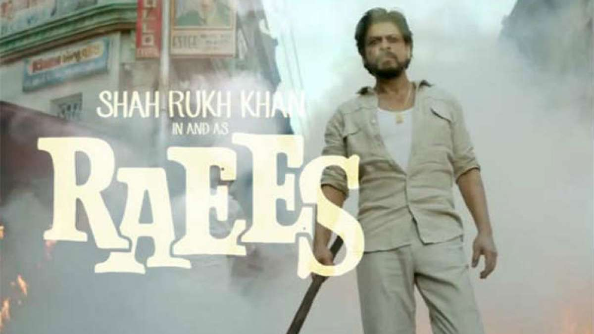 "Movie Review of Shah Rukh Khan's latest release ""Raees"""