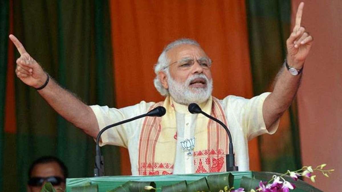 UP Elections 2017: Prime Minister Narendra Modi rally in Aligarh