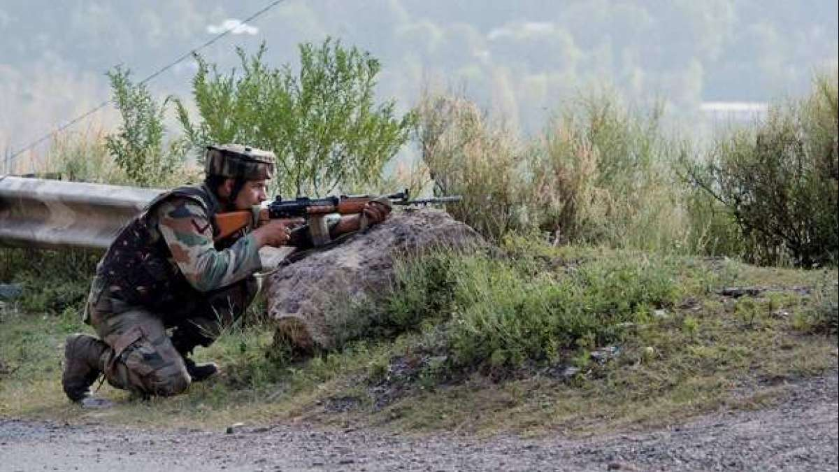 Two soldiers injured in search operation in Jammu and Kashmir's Bandipora district