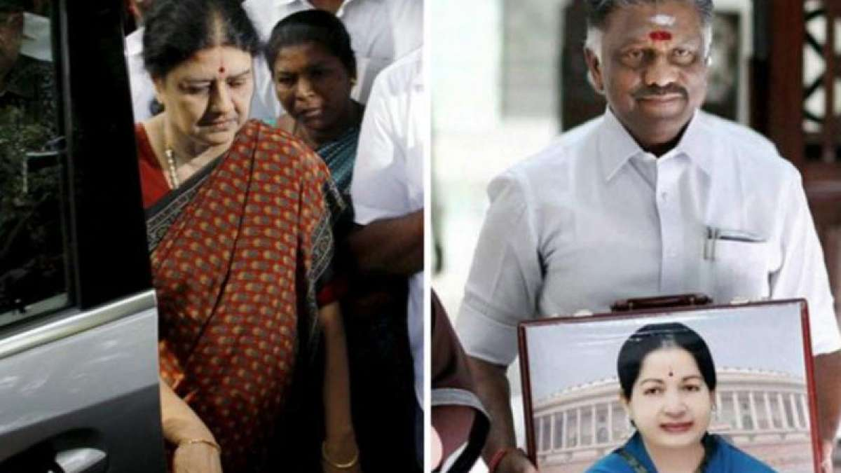 Sasikala expels O Panneerselvam from AIADMK party